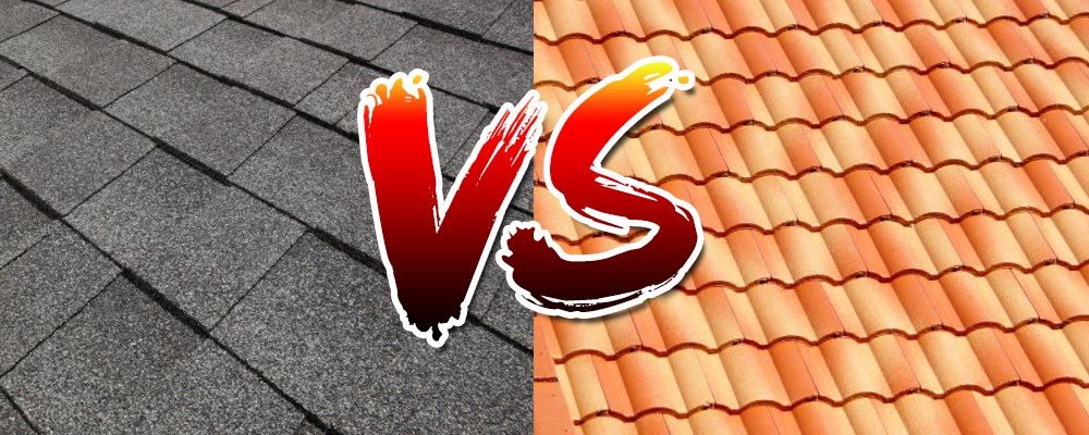 What's The Difference Between Tile Roofs And Shingle Roofs