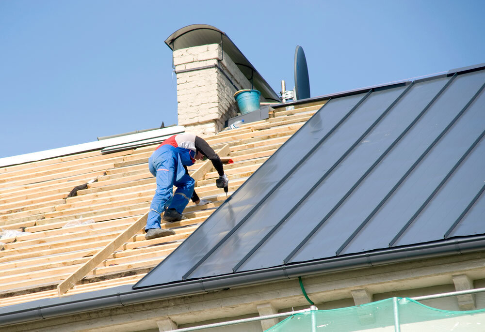 Commercial Roofing – Tx Logix